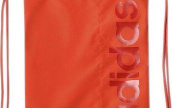 Adidas Linear Performance Gym Bag Bold Orange/Scarlet NS