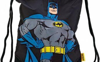 Sáček na obuv s motivem Batmana - dodání do 2 dnů