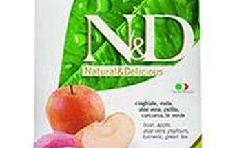 N&D Grain Free DOG Adult Mini Boar & Apple 2,5 kg