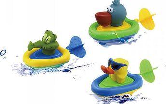 Natahovací hračka - zvířátko do vody