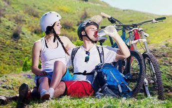 Aktivní víkend na kolech v Krkonoších pro 2 - zapůjčení kola a 1 hodina wellness navíc