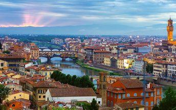 Řím, Florencie, Vatikán s ubytováním se snídaní