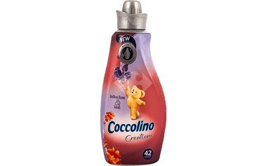 COCCOLINO Creations Indian Rose & Musk 1,5 l - aviváž