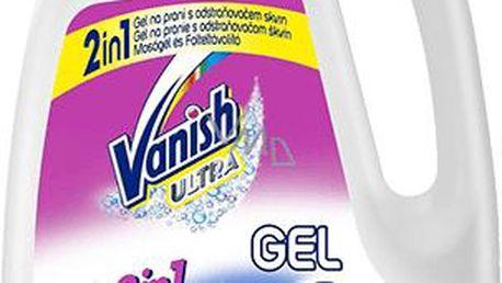 LANZA Ultra 2v1 Gel Universal 2,97 l (45 dávek) - prací gel