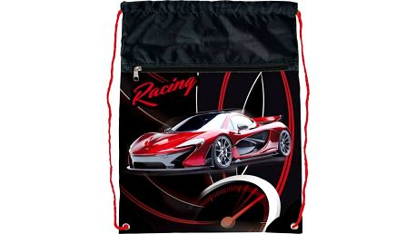 Stil Racing černý/červený