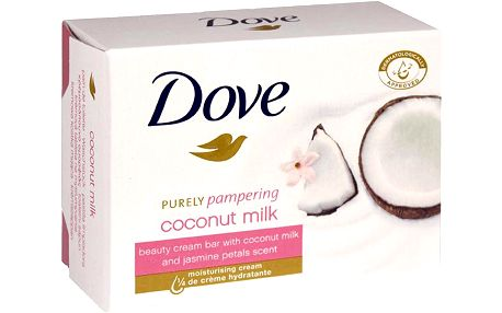 DOVE tableta krémová Purely Pampering Kokos 100 g