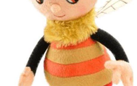 TEDDIES Včelí medvídek Čmelda plyšový zpívající 26 cm