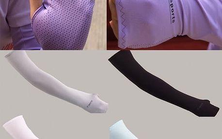 Unisex sportovní rukávy - 1 pár