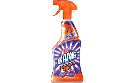 CILLIT BANG Spray Proti vodnímu kameni a pro větší lesk (750 ml)