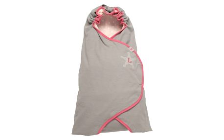 LODGER Zavinovačka Wrapper Motion Cotton – Nude
