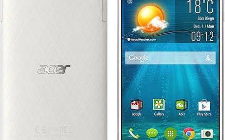 Acer Liquid Jade S Single SIM LTE (HM.HKZEE.003) bílý