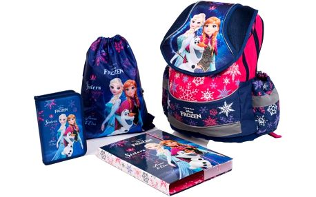 Karton P+P Školní set PLUS Frozen