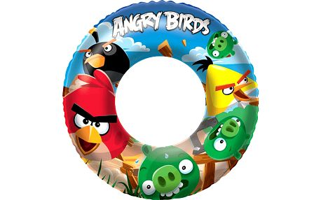 Bestway Nafukovací kruh - Angry Birds