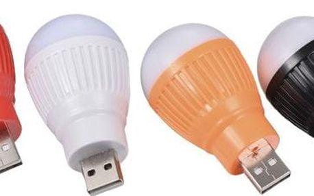 USB žárovka k notebooku nebo počítači