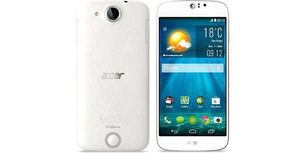 Smartphone Acer Liquid Jade S Single SIM LTE
