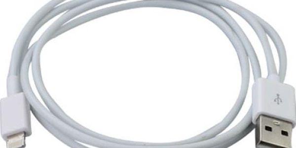 USB datový a nabíjecí kabel pro iPhone a iPad mini - dodání do 2 dnů