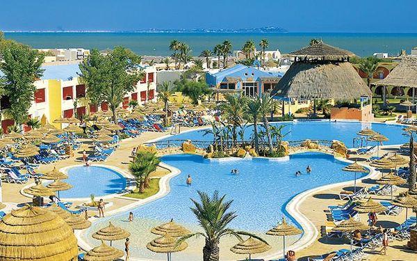 Tunisko, Borj Cedria, letecky na 4 dny s all inclusive