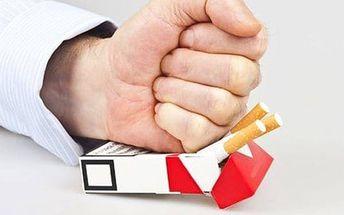 Odvykání kouření s 90% úspěšností