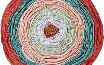 Polštář Lupeto 45 cm, meruňkový