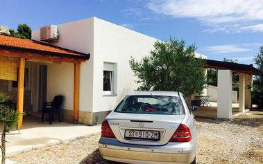 Chorvatsko - Apartmány Delimar - Riviéra Šibenik / bez stravy, vlastní doprava, 12 nocí, 3 osoby