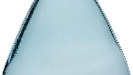 Váza Peael Blue, 20x20x37 cm