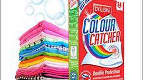 Ubrousky proti zaprání prádla, braní nežádoucímu obarvení prádla! Perte dohromady prádlo bílé i barevné.
