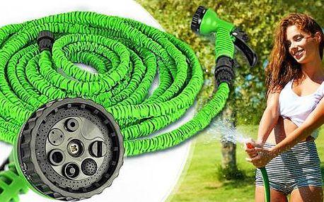 Smršťovací hadice - lehký flexibilní doplněk na zahradu: výběr z délek 15, 30, 42,5 a 45m