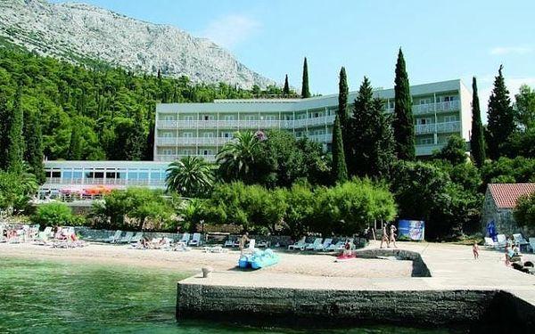 Chorvatsko - Orebič na 8 dní, all inclusive nebo polopenze s dopravou autobusem nebo vlastní