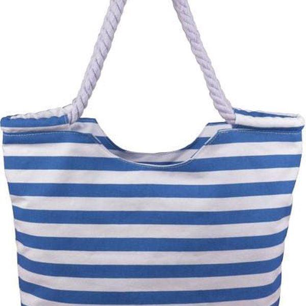 Lecharme Dámská plážová taška Bahia 1046 - Modrá