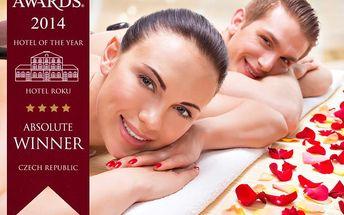 Exkluzivní dovolená v Jeseníkách pro DVA v oceňovaném Hotelu Slovan****