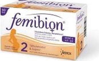 MERCK Femibion 2 s vit. D3 tbl.30 + tob.30