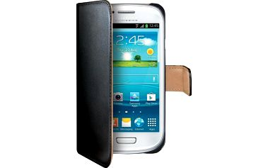 Celly Pouzdro Wally, Samsung Galaxy S III mini, černé
