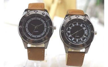 Pánské hodinky s velkým ciferníkem - dodání do 2 dnů