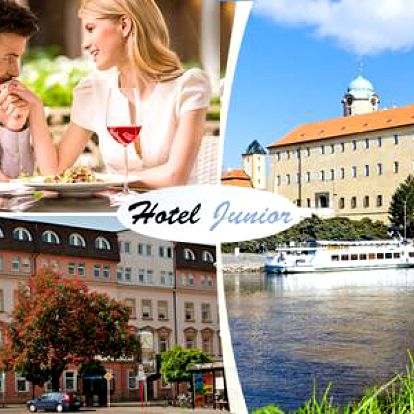 Pobyt v Poděbradech ve dvou, platnost do prosince 2016