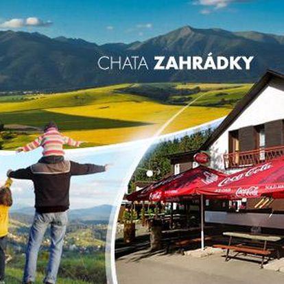 Slovensko, Liptovský Mikuláš na 3-6 dní pro dva: snídaně, welcome drink, sleva na wellness
