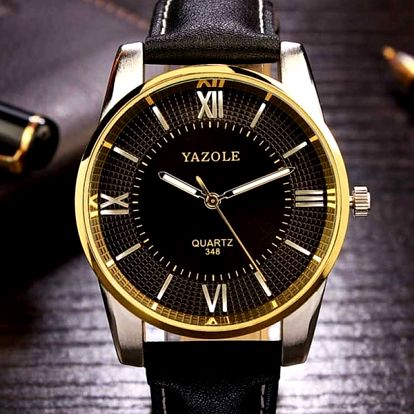Pánské hodinky v elegantním designu - více variant