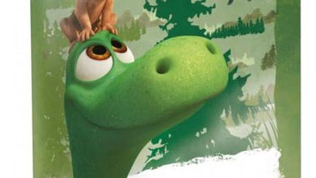 Notýsek - Hodný dinosaurus - č. 624 - 1 kus - dodání do 2 dnů