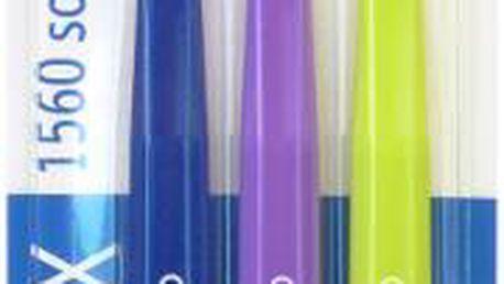 CURAPROX zubní kartáčky 1560 soft 3 kusy