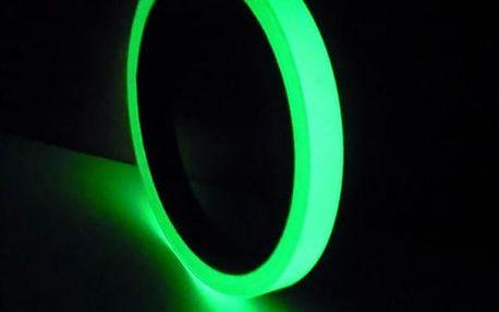 Lepící páska svítící ve tmě - 10 m