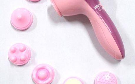 6 v 1 čistící a masážní strojek na obličej