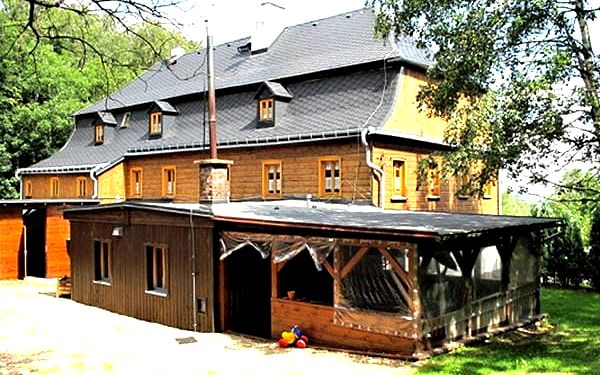 Dovolená pro dva v horském penzionu Pod Jedlovou***s polopenzí na 3 nebo 6 dní v Lužických horách.