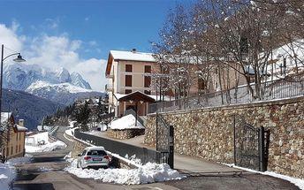 Hotel Casa Alpina, Itálie, Dolomiti Adamello Brenta - Tonale / Ponte di Legno, 5 dní, Vlastní, Polopenze, Alespoň 3 ★★★, sleva 0 %