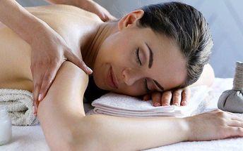 Masáž dle výběru: Relax, regenerace i energie