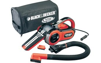 Autovysavač Black Decker PAV1205 + 200 Kč za registraci