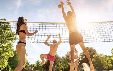 Plážový volejbal - pronájem kurtů i tréninky