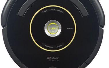 Robotický vysavač iRobot Roomba 650 + 200 Kč za registraci