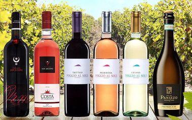 Užijte si zbytek léta s italskými víny
