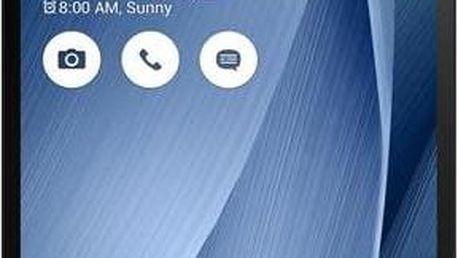 Mobilní telefon Asus ZenFone 2, 32 GB, stříbrný + 200 Kč za registraci