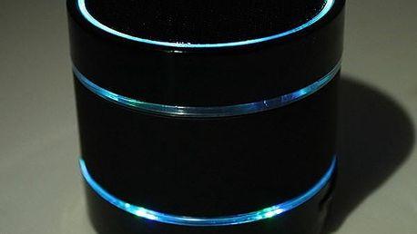 Bezdrátový Bluetooth reproduktor - 6 barevných provedení - poštovné zdarma