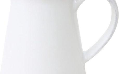 Keramická mléčenka Friso 150 ml, bílá